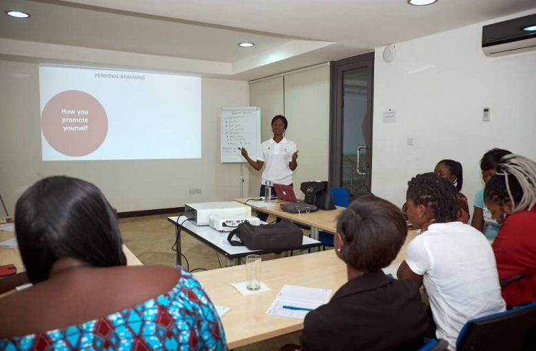 The GirlFund trains micro-entrepreneurs from Miss Taxi