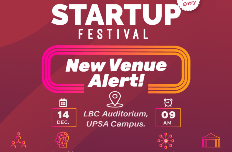 2019 NATIONAL STARTUP FESTIVAL LAUNCHED.